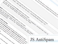 JS AntiSpam