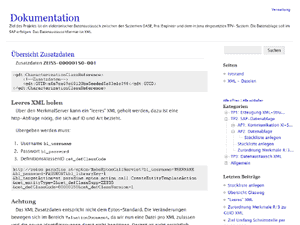 Documentation Theme für WordPress