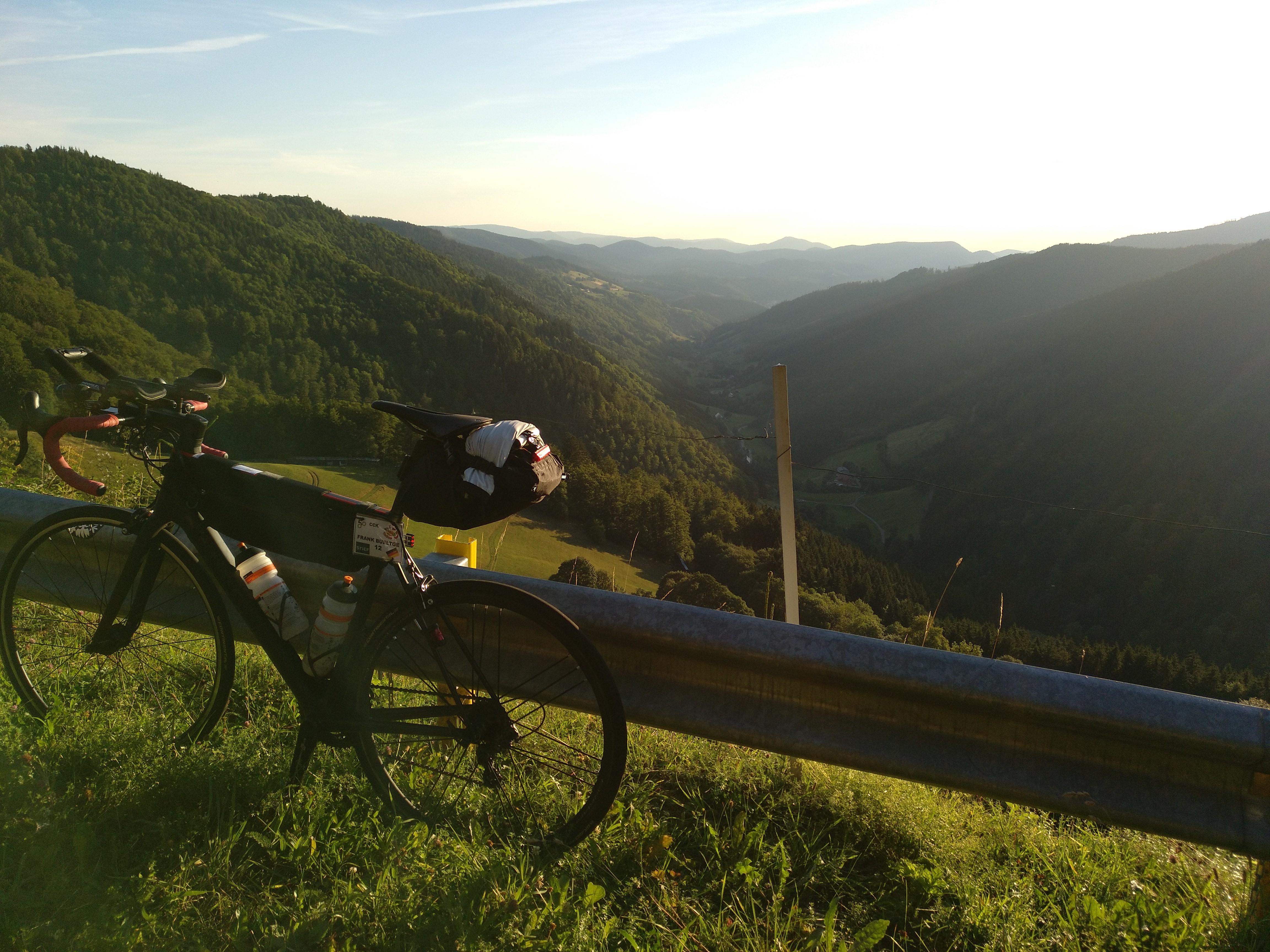Das Tal der letzten 100km