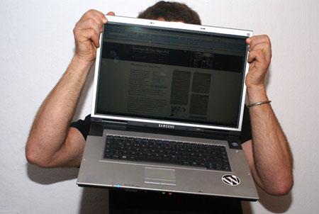 Die Person hinter dem Blog