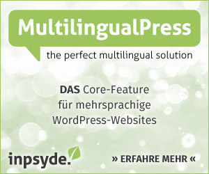 The Missing Core Feature, How To Build A Multilingual WordPress Site