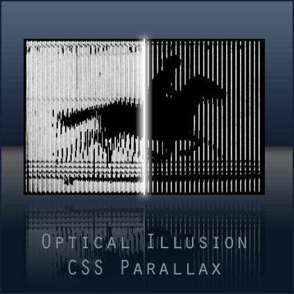 Parallax Illusion mit CSS