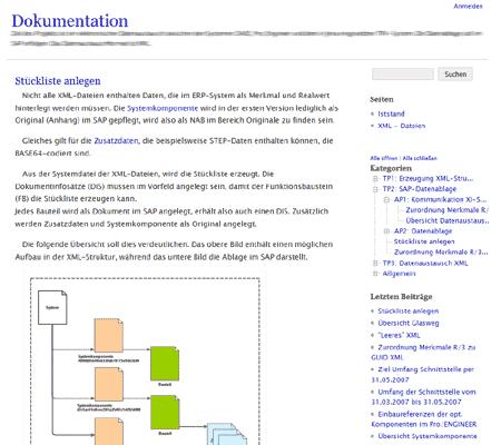 Screenshot Documentation