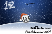 WP Adventskalender 12