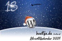 WP Adventskalender 13