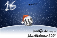 WP Adventskalender 16