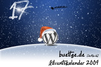 WP Adventskalender 17