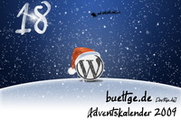 WP Adventskalender 18
