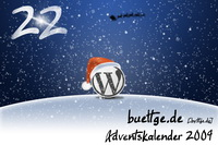 WP Adventskalender 22