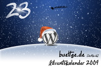 WP Adventskalender 23