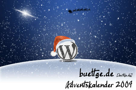 WP Adventskalender