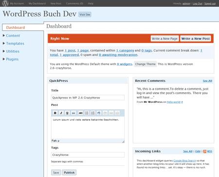 QuickPress